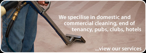 We specialise in domestic and commercial cleaning, end of tenancy, pubs, clubs, hotels in Cornwall